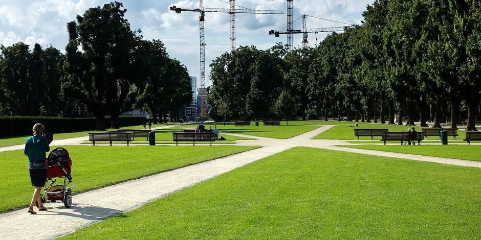 Les espaces verts des villes sont-ils en danger? - La Libre