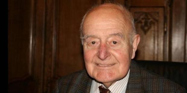 L'ancien ministre PSC de l'Intérieur Joseph Michel est décédé - La Libre