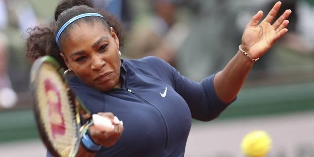 Serena Williams prédit un bel avenir à Garbine Muguruza - La Libre