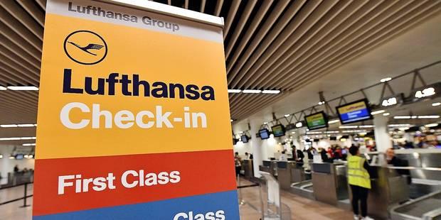 Lufthansa veut garder une touche belge chez Brussels Airlines - La Libre