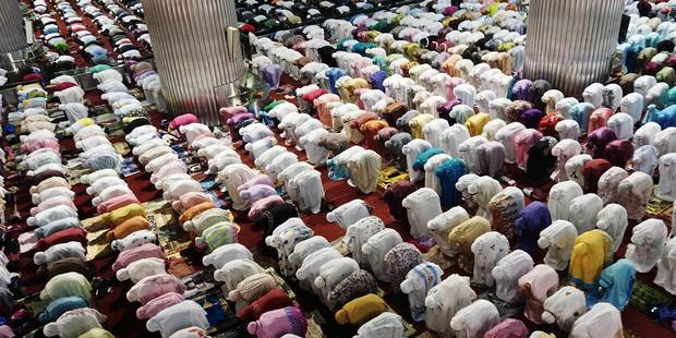 Le ramadan débute lundi à l'aube pour les musulmans de Belgique - La Libre