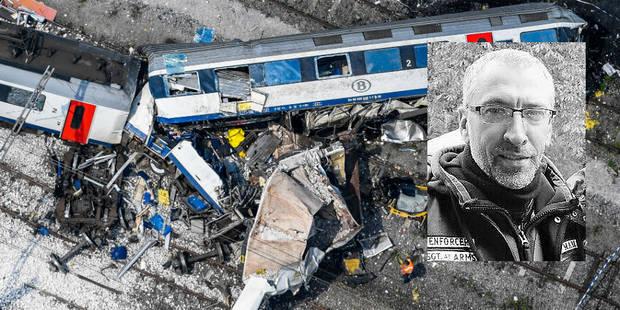 """Robert, le père du conducteur décédé: """"J'en veux à la SNCB et je porte plainte"""" - La Libre"""