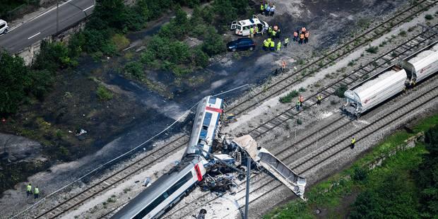 Accident à Saint-Georges-Sur-Meuse: Le conducteur du premier train aurait aperçu le signal - La Libre