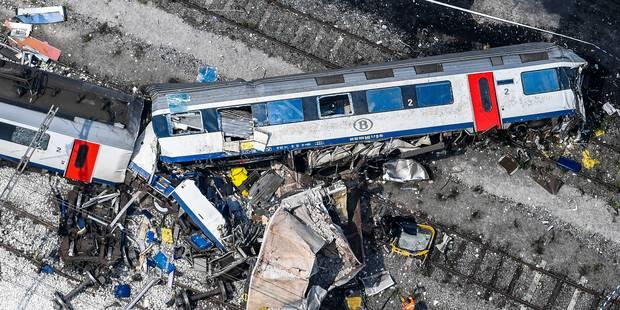 Accident ferroviaire: La boîte noire du train de voyageurs a été retrouvée - La Libre