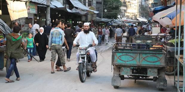 Syrie: au moins 15 civils tués dans des raids du régime sur Alep - La Libre