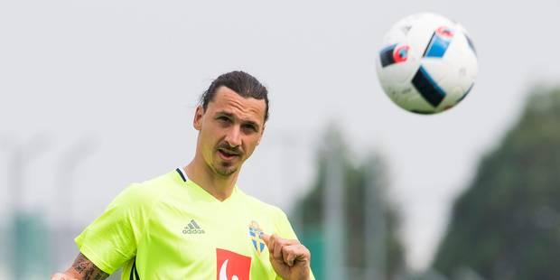 """Zlatan Ibrahimovic : """"Tout est possible"""" dans cet Euro - La Libre"""