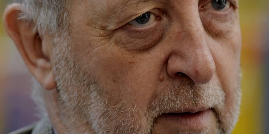 Philippe Leruth, président de la fédération internationale des journalistes