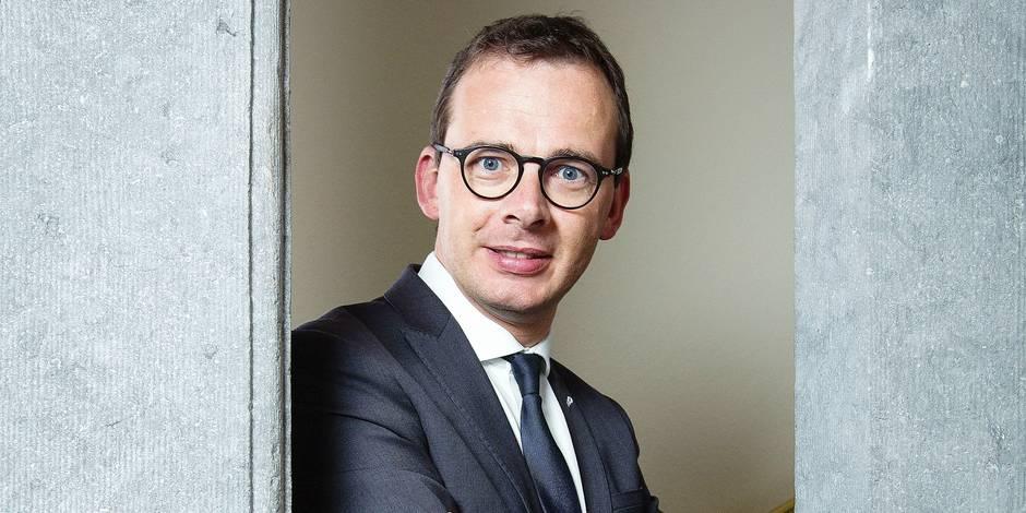 """Wouter Beke : """"Il faut ajouter une correction sociale à l'effort budgétaire"""" - La Libre"""
