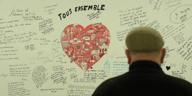 Attentats à Bruxelles : 12 personnes toujours hospitalisées en Belgique - La Libre