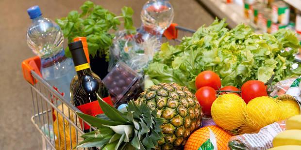 Les prix alimentaires belges au-dessus de la moyenne européenne - La Libre