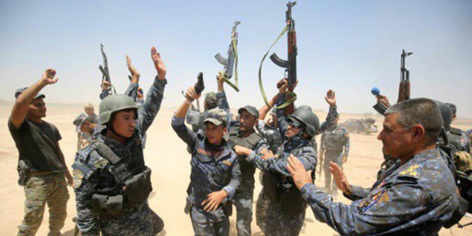 L'Etait islamique recule en Irak