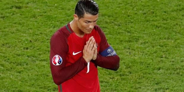 Soirée maudite pour Ronaldo face à l'Autriche (0-0) - La Libre
