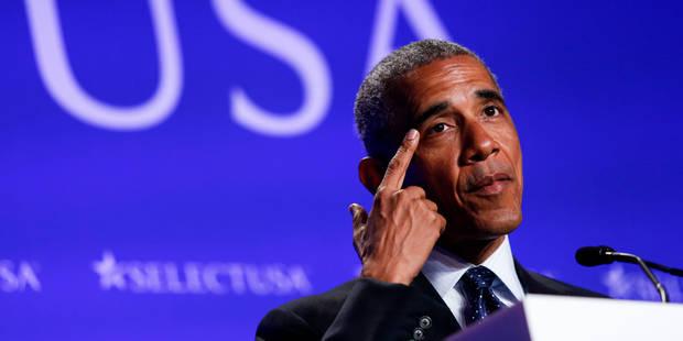 """Armes à feu: la Maison Blanche dénonce la """"lâcheté"""" du Sénat - La Libre"""
