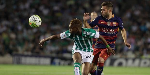 Charly Musonda en prêt au Betis Séville pour une saison supplémentaire - La Libre