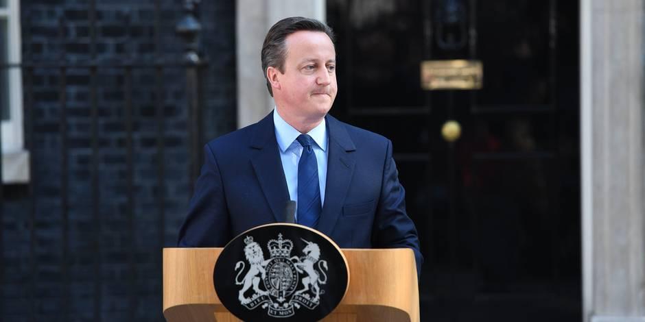 Edito: Cameron enfonce l'Europe dans la crise existentielle - La Libre