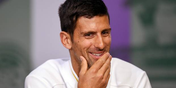 Wimbledon : Djokovic, Federer et Goffin ouvrent le bal, Wickmayer, Flipkens et Bemelmans en piste - La Libre