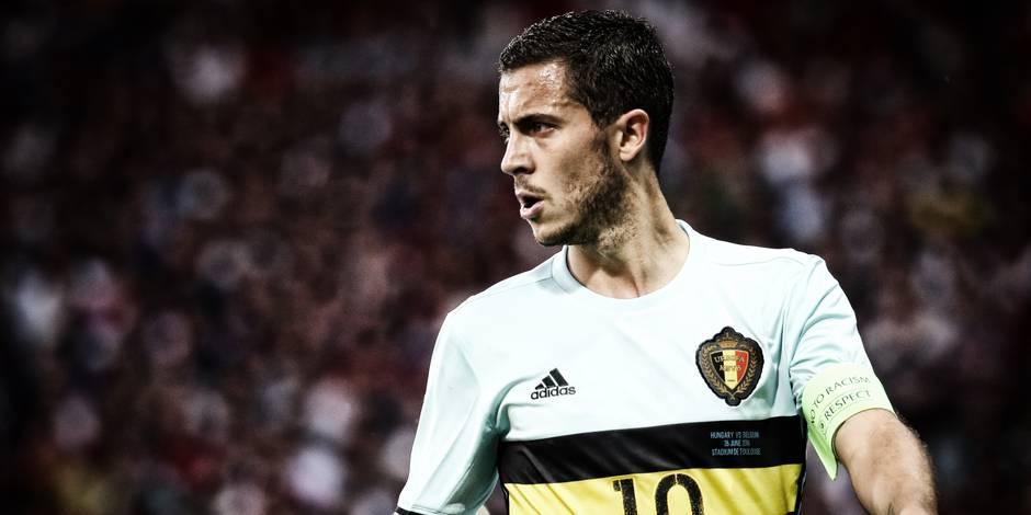 Hazard finira-t-il meilleur joueur de l'Euro?
