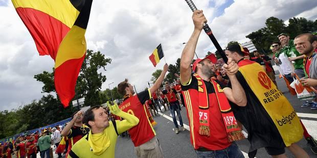 Euro 2016: La police déconseille aux supporters belges de se rendre à Lille - La Libre