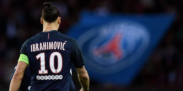 Ibrahimovic a choisi Manchester United - La Libre