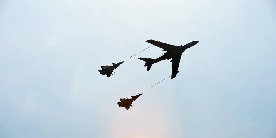 Embellie au-dessus du ciel militaire - La Libre