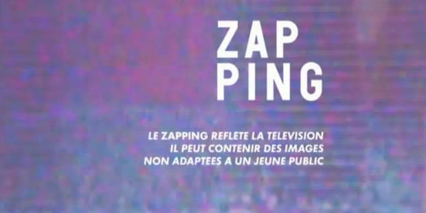 """L'adieu au zap': voici le tout dernier """"Zapping"""" de l'histoire de Canal+ (vidéo) - La Libre"""