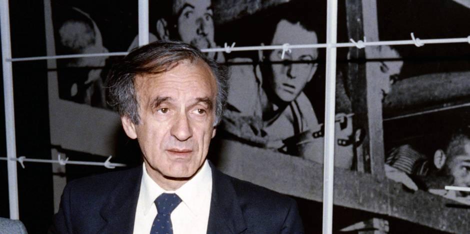 Édito: Avec la mort d'Elie Wiesel, l'humanité perd une lumière