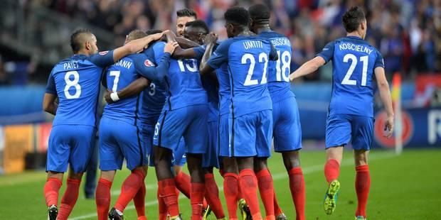 Euro 2016: Bild dit adieu aux Bleus - La Libre