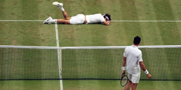 Wimbledon: Murray en finale contre Raonic, Federer plein de regrets - La Libre