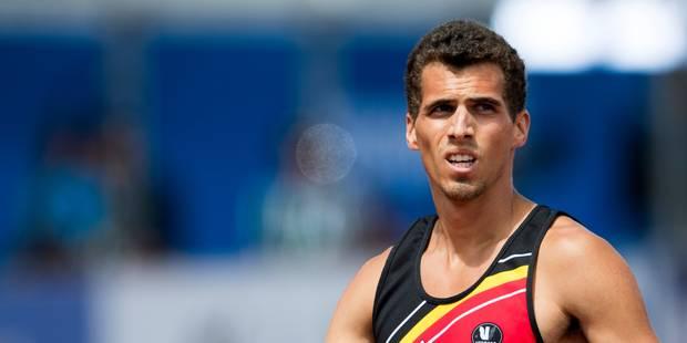 Euro d'athlétisme : les Belgian Tornados remportent la finale du 4x400m - La Libre