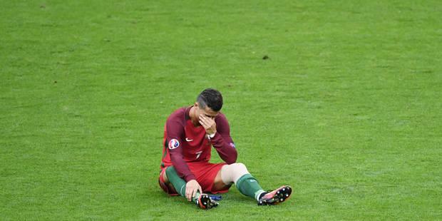 Ronaldo, les grands tournois ne lui sourient pas - La Libre