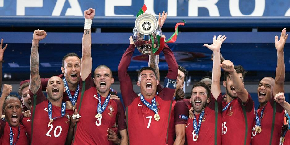 Le Portugal est champion d'Europe !