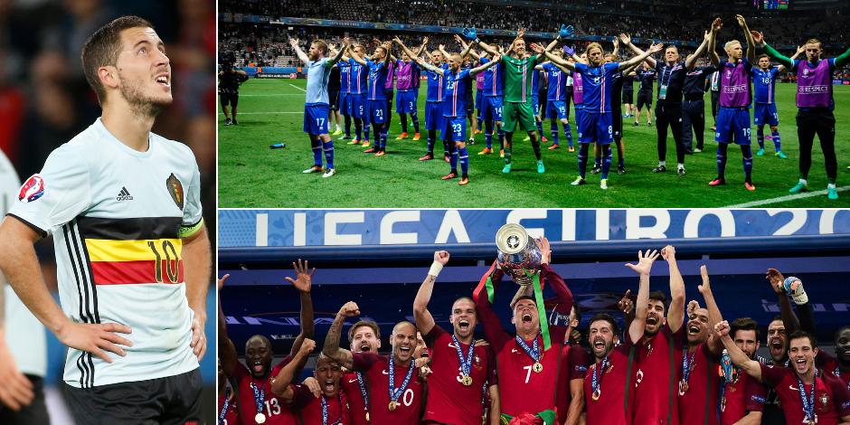 Des surprises, du frisson, du LOL, des larmes: c'était l'Euro 2016