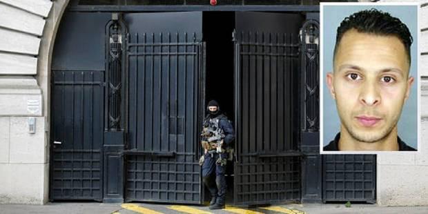 Salah Abdeslam a demandé à ne plus être vidéosurveillé 24h/24 - La Libre