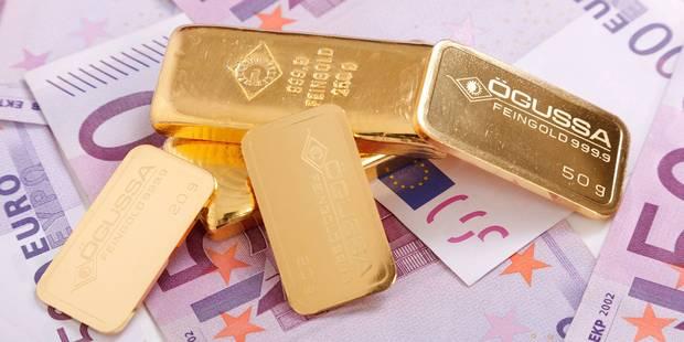 L'or s'envole, mais pourquoi ? - La Libre