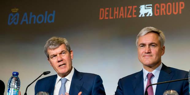 Ahold et Delhaize s'impatientent - La Libre