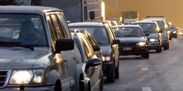 Départs en vacances: circulation très chargée vers le sud de la France - La Libre