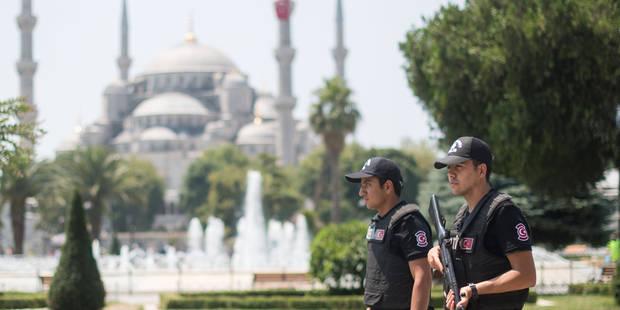 Turquie : Une tuile de plus pour le tourisme - La Libre