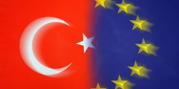 Edito : Cessons les mirages, la Turquie n'a pas sa place dans l'Union européenne - La Libre