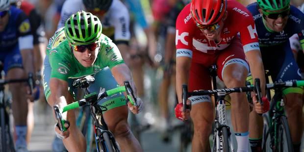 Tour de France: Sagan signe, sur le fil, son troisième succès - La Libre