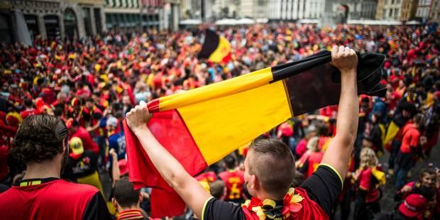 Combien de supporters belges ont-ils été arrêtés durant l'Euro? - La Libre