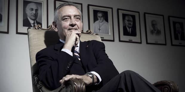L'ancien président de l'Union belge Jan Peeters est décédé - La Libre