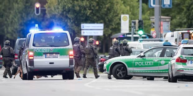Fusillade de Munich: les personnalités politiques réagissent - La Libre