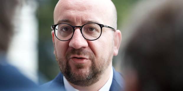 """Explosion à Ansbach : Charles Michel demande de rester """"unis"""" face aux """"actes de haine"""" - La Libre"""