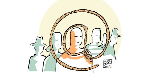 Pourquoi le lynchage d'une restauratrice niçoise sur les réseaux sociaux nous concerne tous - La Libre