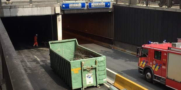 Bruxelles: le tunnel Stéphanie ouvert à nouveau en direction de Rogier et de la Petite Ceinture - La Libre