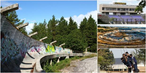 Que sont devenus les anciens stades olympiques? (photos) - La Libre