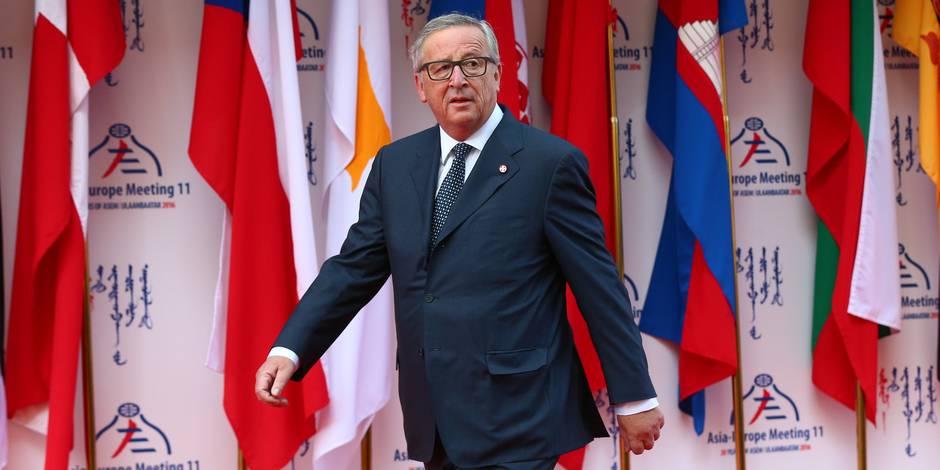 """Juncker: fermer la porte de l'UE à la Turquie serait une """"grave erreur"""""""
