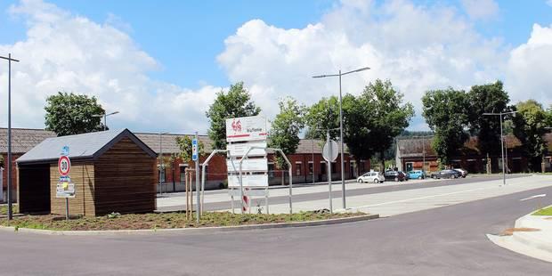 Le parc d'activités économiques de Rencheux s'agrandit à Vielsalm - La Libre