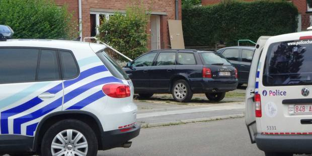 Attaque à la machette : Perquisition dans une habitation sociale à Farciennes - La Libre