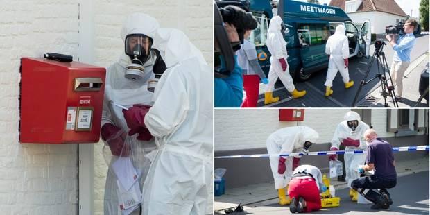 Flandre orientale: la poudre suspecte trouvée dans des enveloppes à Landegem était... du sucre - La Libre